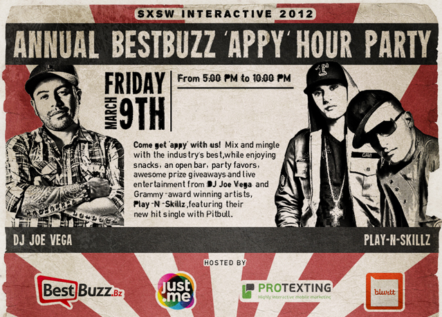 Get 'Appy' with BestBuzz at SXSW
