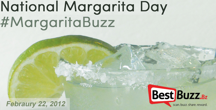 BestBuzz celebrates National Margarita Day 2013 #MargaritaBuzz