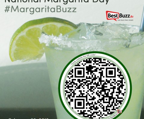 Buzz-in and get great Margarita Day Deals!