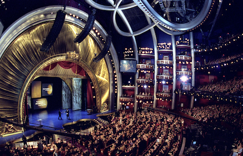 Set the stage for your Oscar 2013 entertainment this year
