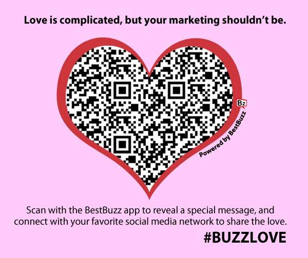 Valentine's Day QR Code
