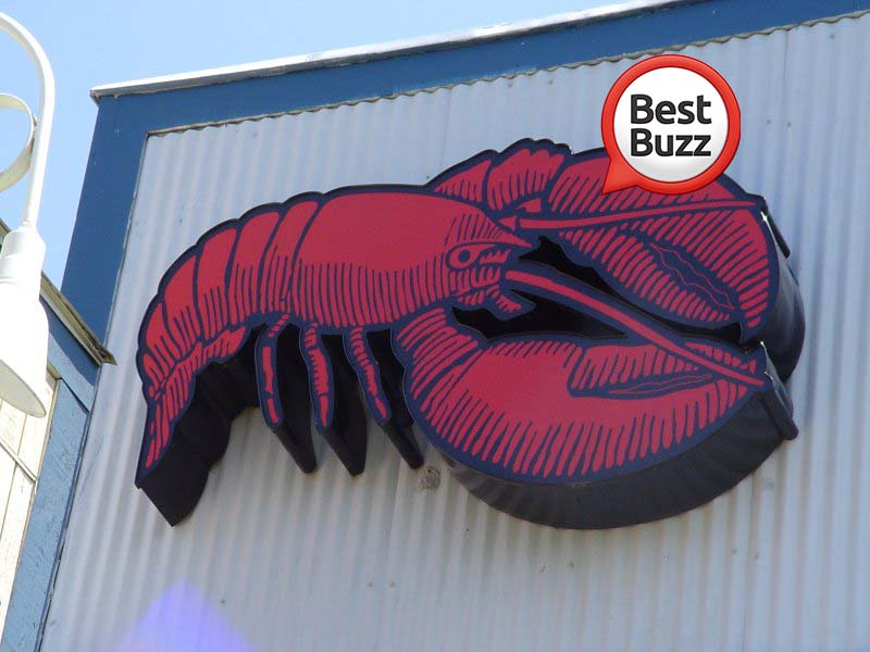 Red Lobster Restaurants Use QR Codes That Could Use More Buzz