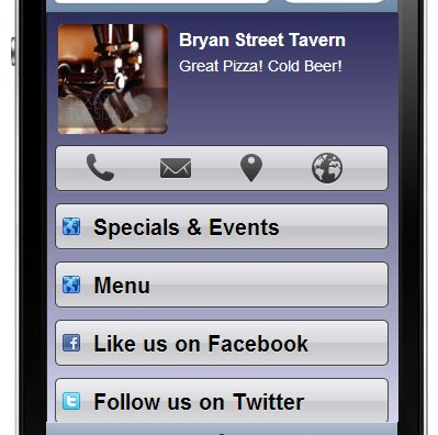 Can your mobile customers interact easily with your digital restaurant marketing?