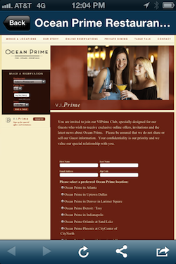 Are you using mobile optimization in your restaurant marketing for mobile devices?
