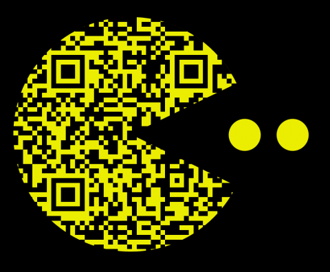 Text BUZZ to 63566, Download the free BestBuzz scanner, scan the code and enter to win an iCade!