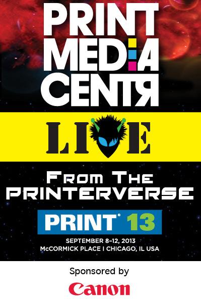 Print 13 and the Printerverse